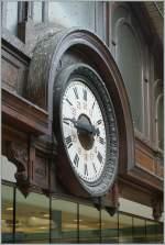 Sonstiges/140251/diese-altehrwuerdige-uhr-in-paris-nord Diese altehrwürdige Uhr in Paris Nord zeigt uns, dass unserer Eurostar nach London in einer guten Stunde abfahren wird... 6. Mai 2011
