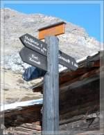 Vispertaler/119568/in-alle-himmelsrichtungen-fuehren-die-wanderwegezmutt In alle Himmelsrichtungen führen die Wanderwege... Z'Mutt, den 21. Feb. 2007