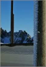Waadtlander Alpen/177580/blick-auf-die-berge-durch-die Blick auf die Berge durch die Lawinengalerie (12.01.2012)